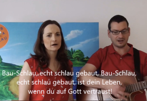 KEB-Video-Kindertreff 3 - Bau-Schlau